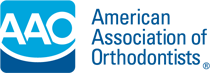 American Association of Orthodontists logo.