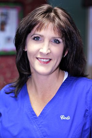Cindi Evans, Certified Orthodontic Assistant at East Cobb Orthodontics Marietta, GA.
